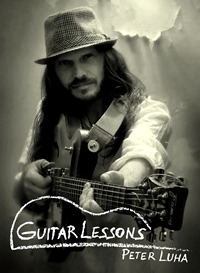 Peter Luha - Guitar Video Lessons