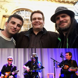 Acoustic Gangsters a Radim Zenkl