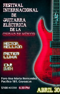 Peter Luha - Mexico Tour