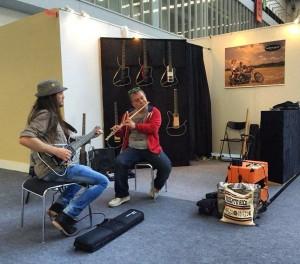Musikmesse, Frankfurt 2016