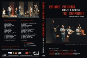 Richard Ciferský - Banjo and friends