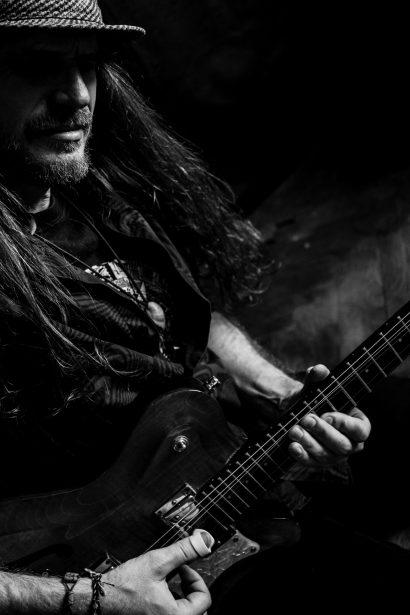 Peter Luha – Framus guitar